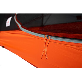 Slingfin CrossBow 2 Mesh Tält grå/orange